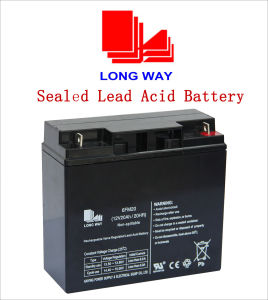 12V20ah Toys Battery Rechargeable Lead Acid Battery pictures & photos