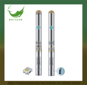 Cheap Price Copper Wire Electric Submersible Borehole Water Pump (4SD) pictures & photos