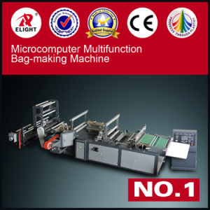 Microcomputer Multifunction Bag Making Machine for Patch Bag, String Draw Bag, Carry Bag pictures & photos