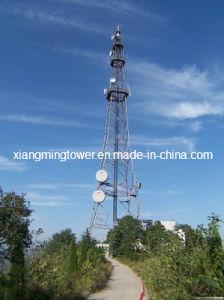 Telecommunication Antenna Steel Monopole