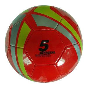 Machine Stitched Shiny PVC Football (XLFB-039)