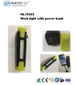 Rechargeable Work Light with Power Bank Function pictures & photos