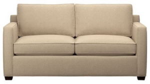 Modern Solid Wood Living Room Sofa (XY3461)