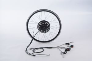 CE Approved, Programmable 200~400W Electric Bike Kit pictures & photos