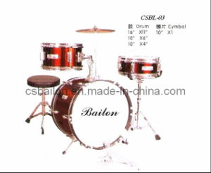 Drum Set (CSBL-03)