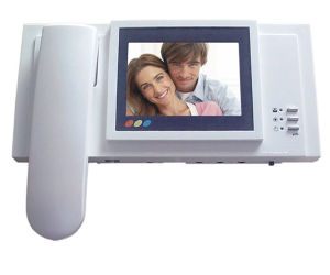 Indoor Monitor With 5′′&5.6′′ Color TFT Screen and Handset (SIPO-835)