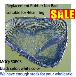 Fishing Rubber Landing Net Bag