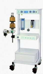 High Class CE Marked Anesthesia Machine Cwm-101 pictures & photos