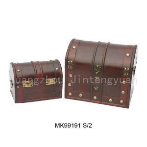Wooden Box (MK-191)