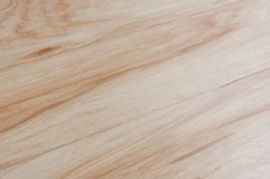 Flat Laminated Wood Flooring with Crystal Surface From China pictures & photos