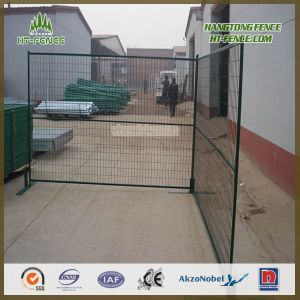 China Metal Sheet Temporary Fence pictures & photos
