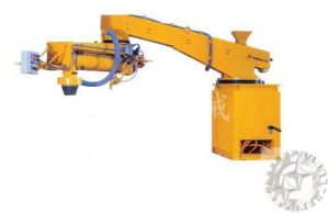 Continuous Resin Sand Mixer with Mobile Arms pictures & photos
