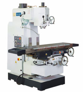 Vertical Milling Machine with CE Approved (Vertical Mill Machine X52G X52GS) pictures & photos