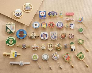 Hard & Cloisonne Metal Pins pictures & photos