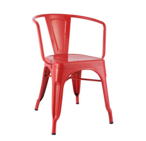 Modern Steel Dining Chairs (DC-05002) pictures & photos