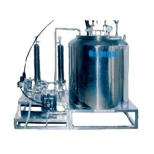 XP-Based Perfume Manufacturing Machine