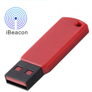 Uuid Programmable BLE Bluetooth Sensor USB Beacon