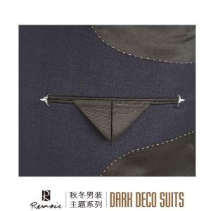 OEM 3 Pieces Slim Fit Woolen Men′ S Business Suit pictures & photos