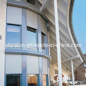 Rolling Shutter Window&Door (SLLP37, SLLP77) pictures & photos