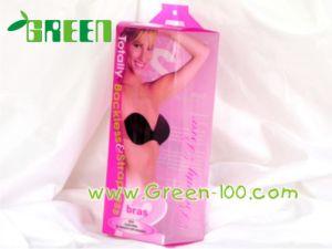 Plastic Underwear Packaging Box (U-10)