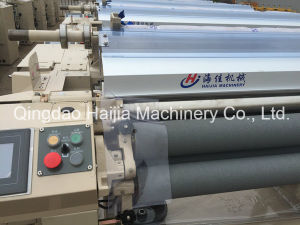 Double Nozzle Dobby Shedding High Density Water Jet Loom pictures & photos