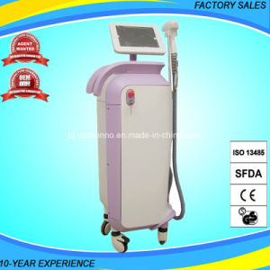 Good Quality Diode Laser Permanent Hair Removal Salon Equipment pictures & photos