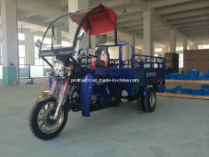 150cc for Heavyloading Cargo Tricycle with Double Tire (TR-18) pictures & photos