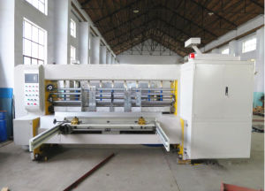 4 Colors Automatic Corrugated Cardboard Printing Machine pictures & photos