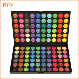 Custom Eyeshadow Palette 120 Colors Pearly-Lustre Matte Colors Waterproof Long Lasting Cosmetics Eyeshadow Palettes pictures & photos