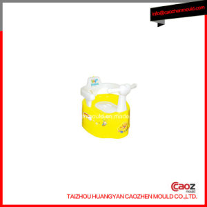 Plastic Injection Baby Toilet with Cover Mold