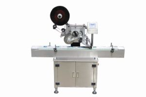 Carton / Box Top and Bottom Surface Labeling Machine / Labeler (KPTB) pictures & photos