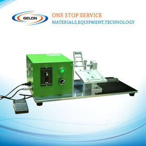 Manual Type Battery Winding Machine for Pouch Cell Production (GN) pictures & photos