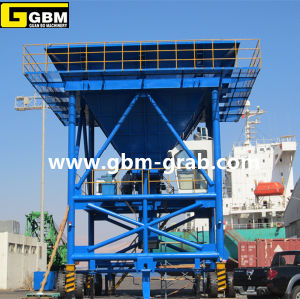 Movable Cement Port Hopper Discharging Bulk Crago for Loading Truck pictures & photos