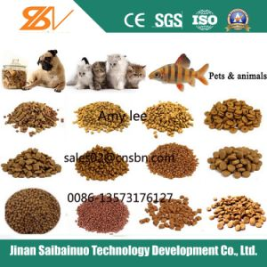Fully Automatic New Tech Pet Food Processing Machinery pictures & photos