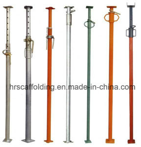 Adjustable Steel Shoring Prop Scaffold pictures & photos