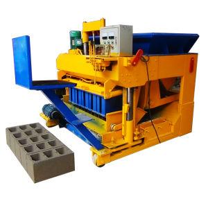Egg Layer Concrete Masonry Block Machine Qtm6-25 Dongyue Machinery Group pictures & photos