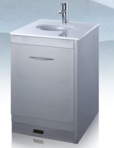 Single Medical Cabinet with Water Tap pictures & photos