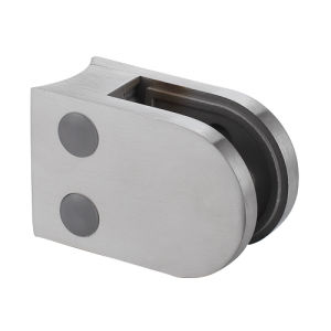 Stainless Steel Glass Clamp for Handrail System pictures & photos