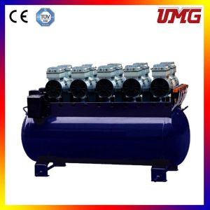 4200W 180L Oil Free Mute Piston Dental Air Compressor pictures & photos