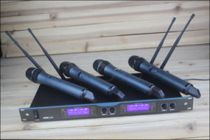 Professional Multi-Channels UHF Wireless Microphone (SKM-4500S) pictures & photos