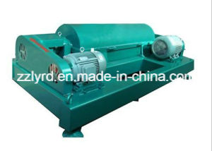Lw-Series Horizontal Screw Centrifuge for Discharging pictures & photos