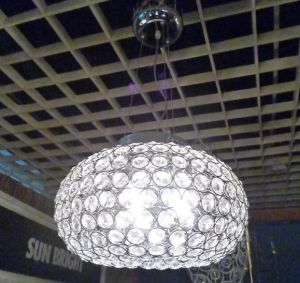 Crystal Pendant Lamps for Wedding pictures & photos