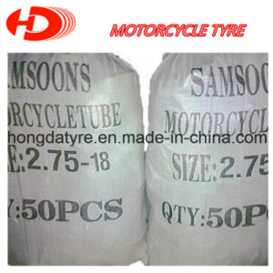ECE Certificated 275-18 Hot Selling Motorcycle Inner Tube pictures & photos