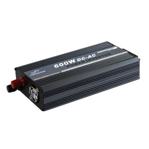 Pure Sine Power Inverter 600W 24V 230V DC AC Inverter with Good Quality