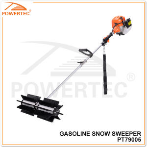 Powertec 52cc 2.2kw Gas Snow Sweeper (PT79005) pictures & photos