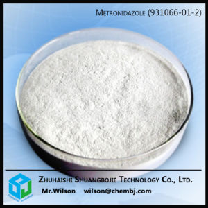 High Quality Raw Material Veterinary Medicine Metronidazole