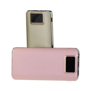 10000mAh Customized Color Portable Mobile Power Bank pictures & photos