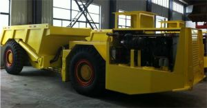 Low Profile 8ton Underground Dump Truck pictures & photos