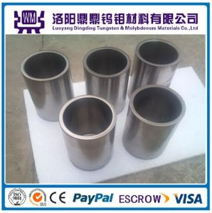 China Luoyang Supplier 99.5% Tungsten Crucible for Melting pictures & photos