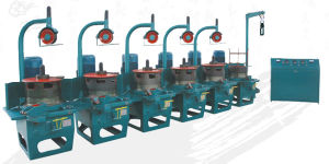 Pulley-Type Wire Drawing Machines (LW1-6/550) pictures & photos